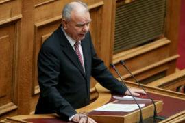 Βαγιωνάς Γιώργος - Βουλευτής Χαλκιδικής της ΝΔ